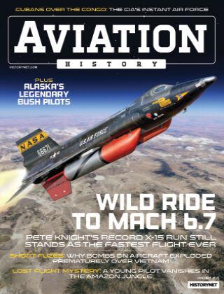 Aviation History January 2021
