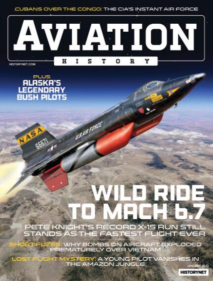 Aviation History December 22, 2020 00:00