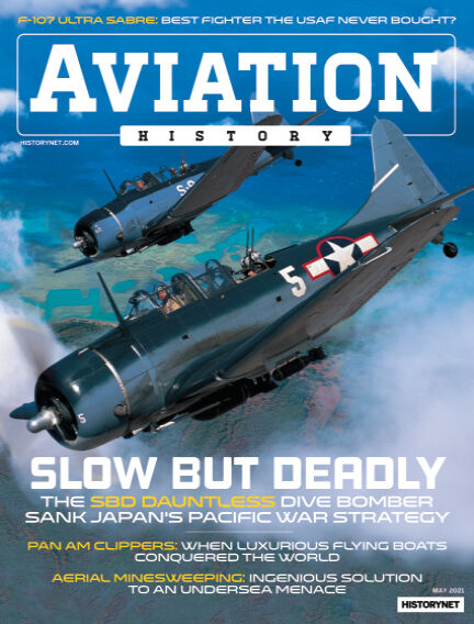 Aviation History April 13, 2021 00:00