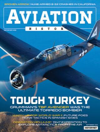 Aviation History September 2021