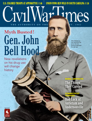 Civil War Times April 2015