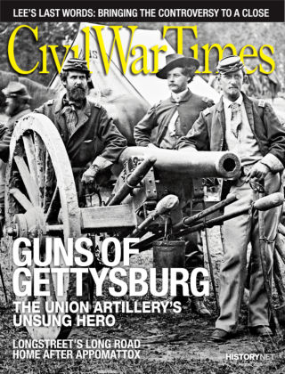Civil War Times August 2015