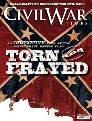 Civil War Times October 2015