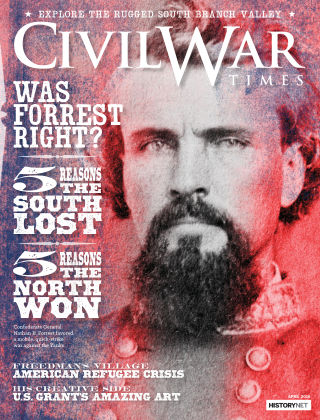 Civil War Times Apr 2016