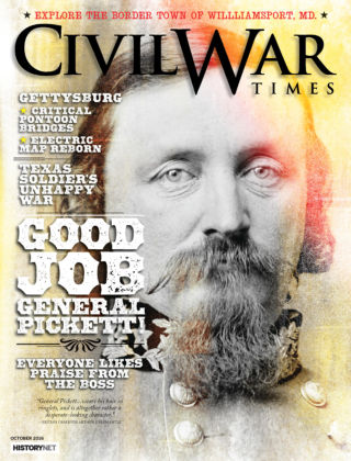 Civil War Times Oct 2016