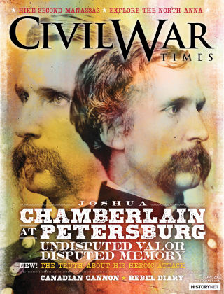 Civil War Times Apr 2017