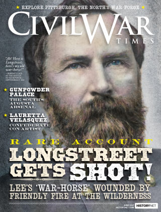 Civil War Times Jun 2017