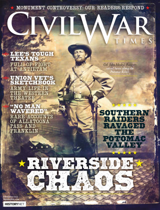 Civil War Times Dec 2017