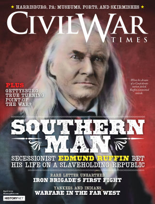 Civil War Times Apr 2019