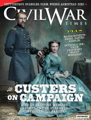 Civil War Times Apr 2020