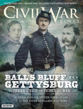 Civil War Times February 2020
