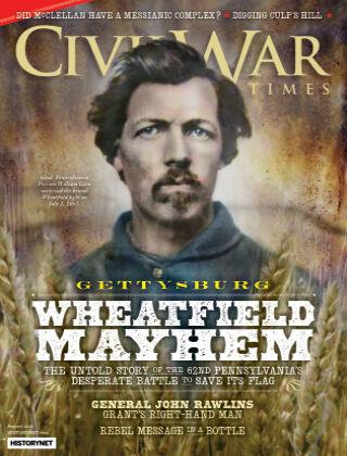 Civil War Times August 2021