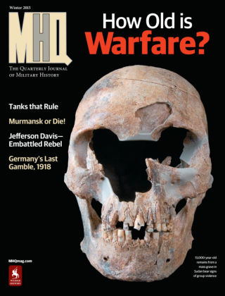 MHQ: The Quarterly Journal of Military History Winter 2015