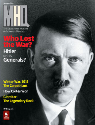 MHQ: The Quarterly Journal of Military History Summer 2014
