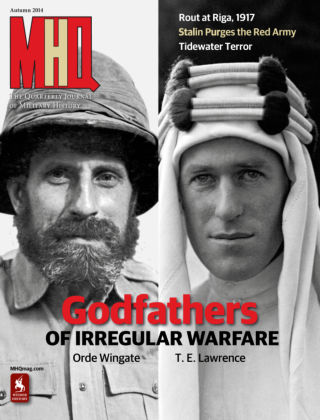 MHQ: The Quarterly Journal of Military History Autumn 2014