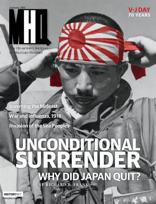MHQ: The Quarterly Journal of Military History Autumn 2015