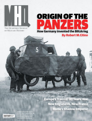 MHQ: The Quarterly Journal of Military History Winter 2016