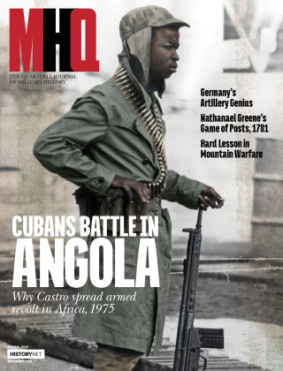 MHQ: The Quarterly Journal of Military History Spring 2016