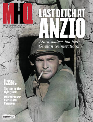 MHQ: The Quarterly Journal of Military History Summer 2016