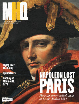 MHQ: The Quarterly Journal of Military History Fall 2016