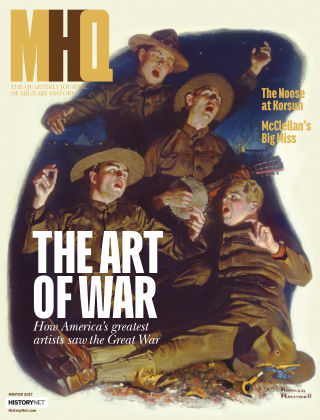 MHQ: The Quarterly Journal of Military History Winter 2017