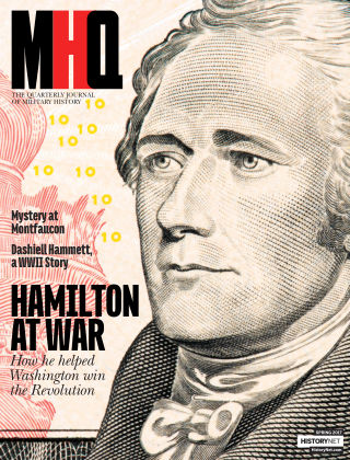 MHQ: The Quarterly Journal of Military History Spring 2017