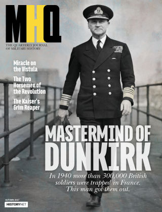 MHQ: The Quarterly Journal of Military History Fall 2017