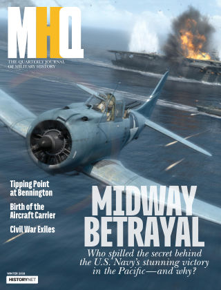 MHQ: The Quarterly Journal of Military History Winter 2018