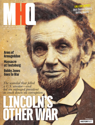 MHQ: The Quarterly Journal of Military History Spring 2018