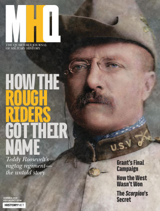 MHQ: The Quarterly Journal of Military History Summer 2018