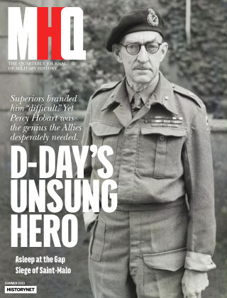 MHQ: The Quarterly Journal of Military History Summer 2019