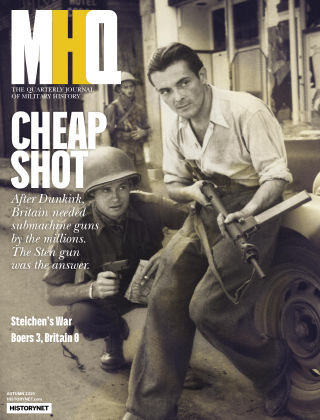 MHQ: The Quarterly Journal of Military History Fall 2019