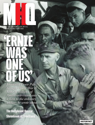 MHQ: The Quarterly Journal of Military History Fall 2020