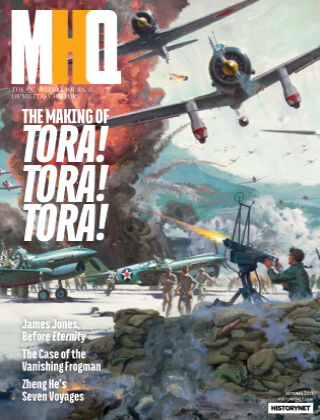 MHQ: The Quarterly Journal of Military History Fall Issue 2021