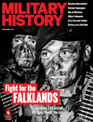 Military History May 2015