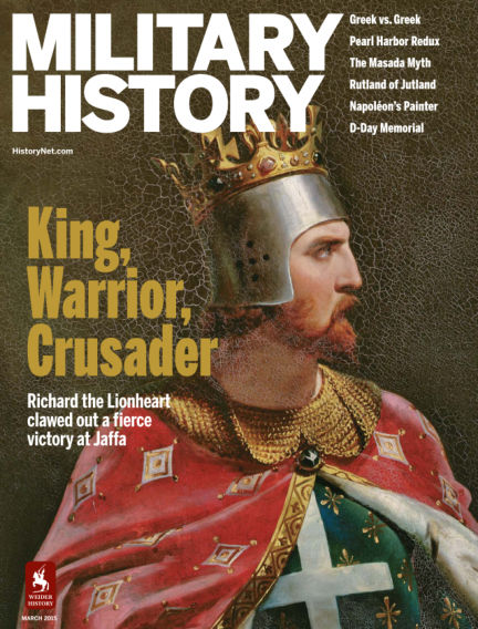 Military History December 23, 2014 00:00