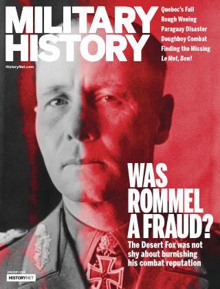 Military History January 2016