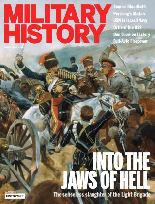 Military History Mar 2016