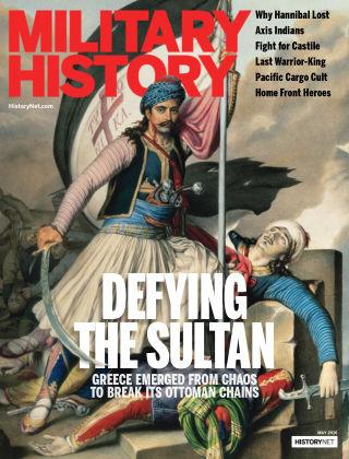 Military History May 2016