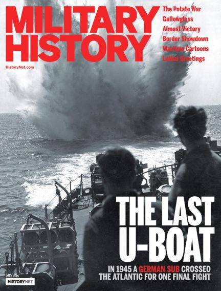 Military History April 26, 2016 00:00