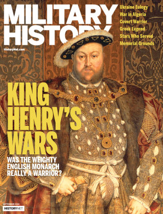 Military History Sep 2016