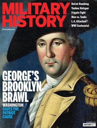 Military History Nov 2016