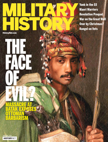 Military History November 01, 2016 00:00