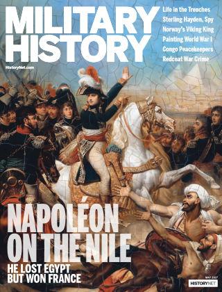 Military History May 2017