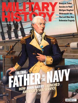 Military History Jan 2018