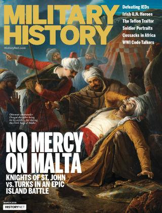 Military History Mar 2018