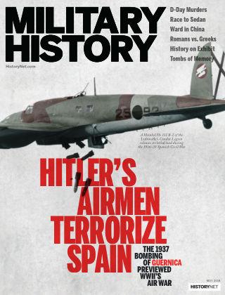 Military History May 2018