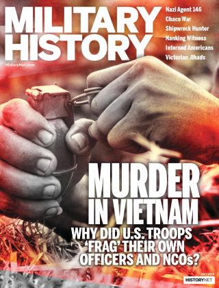 Military History Jul 2018