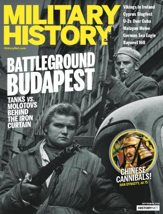 Military History Sep 2018