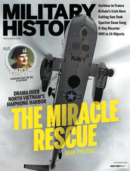 Military History September 04, 2018 00:00